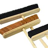 Brushware.  Our range of brooms & brushes.