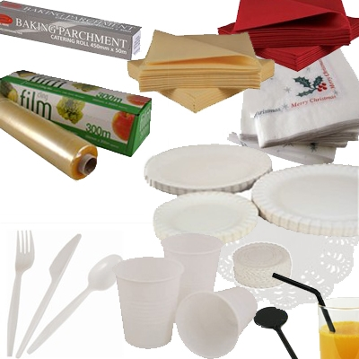 Catering Products/PPE