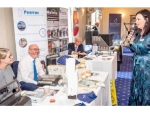Pearroc Promote Innovations at the Annual BICSc Exhibition