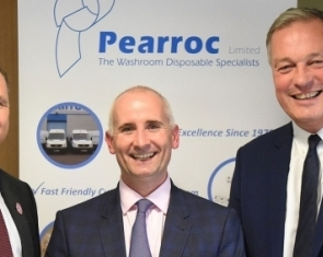 Pearroc are proud sponsors to Crystal Palace Football Club Business lunch