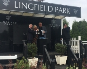 Pearroc proudly sponsor 'The Pearroc Handicap Stakes' at Lingfield Park Race Course