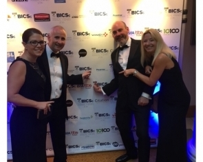 Pearroc are proud sponsors of the 2016 BICSc Awards
