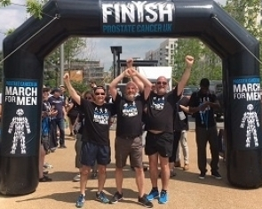 Pearroc Walk 10k to Raise Awareness of Prostate Cancer